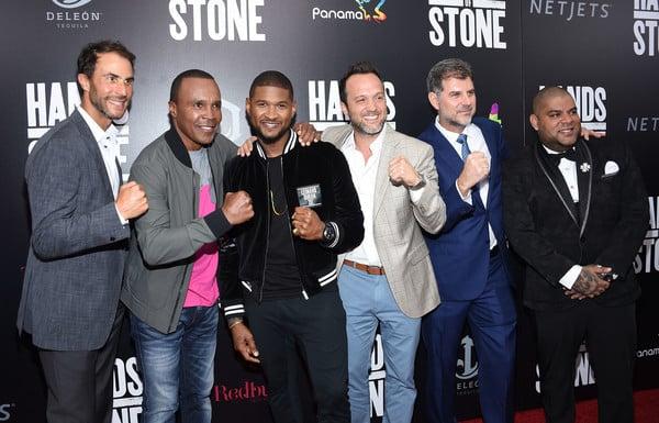 Hands+Stone+Premiere+Arrivals+dFf0xEN78tCl
