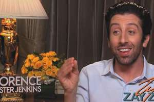 Florence Foster Jenkins - Interview With Simon Helberg, Hugh Grant, & Stephen Frears 11