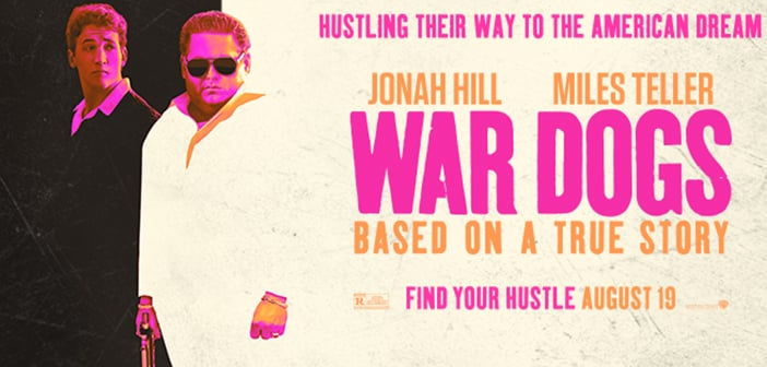 CLOSED– WAR DOGS - Hollywood Movie Money 1