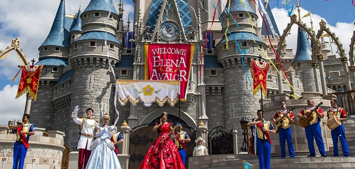 Walt Disney World Resort Welcomes a New Princess 2