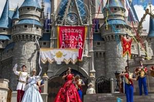 Walt Disney World Resort Welcomes a New Princess 2