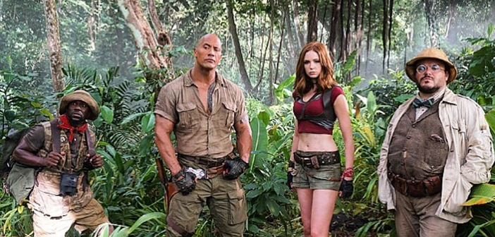 Kevin Hart & Dwayne Johnson Share Some Funs Videos On Jumanji Set