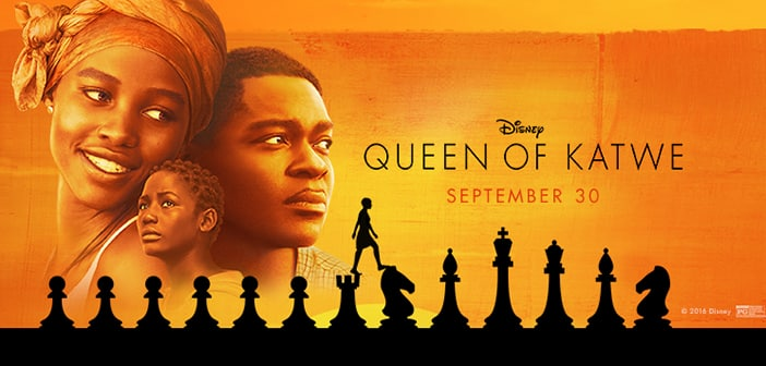 """Alicia Keys Partners With Disney On New Song Featured In """"Queen Of Katwe"""" - Special First Look 2"""