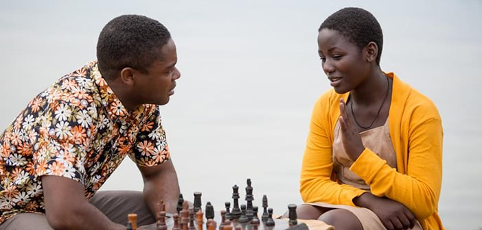 """Disney's """"QUEEN OF KATWE - NEW FEATURETTE with Lupita Nyong'o! - 6"""