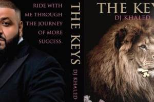"Dj Khaled Readies New Book ""The Keys"" For November Debut 2"