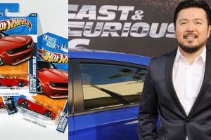 """Movie Studio Legendary Films Has Signed On Producer Justin Lin To Create 'Hot Wheels"""" Movie"""