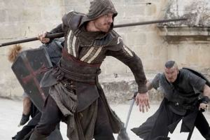 ASSASSIN'S CREED - New Trailer And 'Leap Of Faith' Stunt Featurette