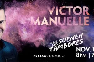 HBO Latino® To Air Multi-Platinum Salsa Sensation Víctor Manuelle's First TV Concert Special On Nov 18!
