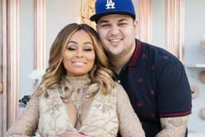 Blac Chyna And Rob Kardashian Welcome First Child 'Dream Renee'