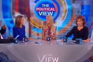 Trump's Campaign Manager Kellyanne Conway Goes Head To Head With The Ladies Of The View Who Want Answers