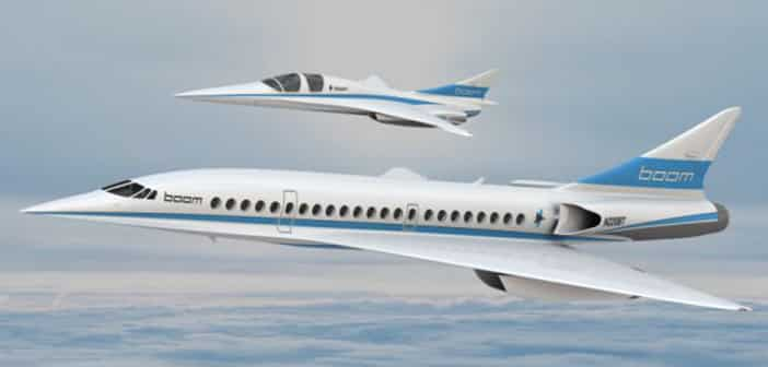 Aviation Startup Program Is Pushing To Bring Back Supersonic Airline Jets