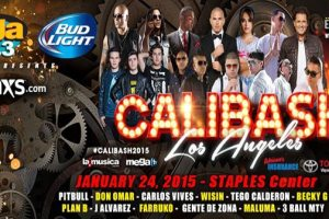 Don Omar, Nicky Jam, Prince Royce, Gente de Zona and more top artists to perform at the special 10th anniversary edition of Calibash 1