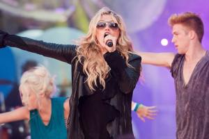 Kesha Getting Ready To Release New Duet Next Year