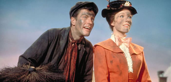 Dick Van Dyke Reappearing For Mary Poppins Remake