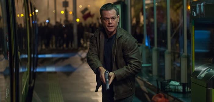 "JASON BOURNE - Why Matt Damon Should've been ""Bourne"" Latino 5"