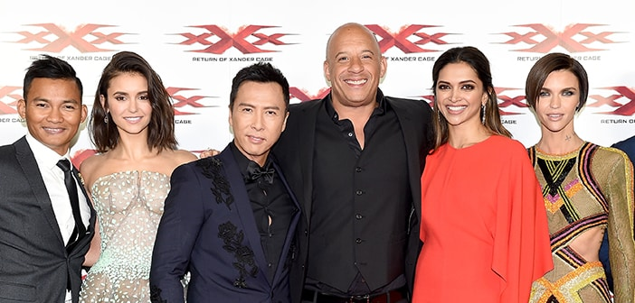 RETURN OF XANDER CAGE - Images From UK Premiere 38