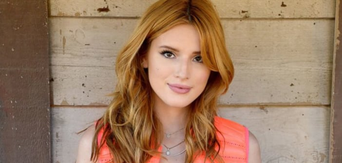Bella Thorne Got A Swarm Of Death Threats After Breaking Up With Her Ex-Boyfriend Because Of Cheating Allegations