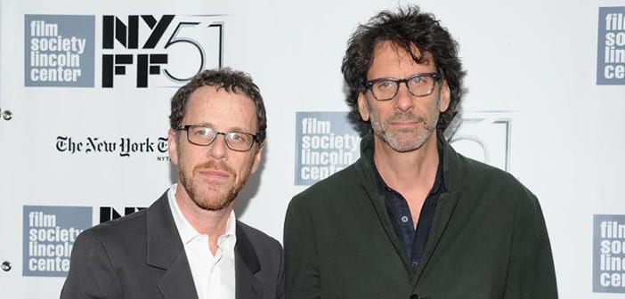 Coen Brothers Begin Tv Series Project Called 'Ballad of Buster Scruggs'