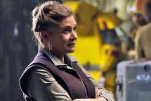 Disney Haggling With The Estate Of Carrie Fisher For Permission To Use Her Image In 'Stars Wars: Episode IX'
