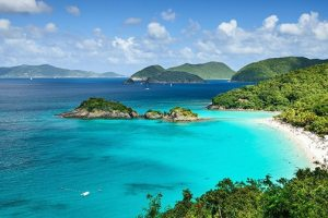 The U.S. Virgin Islands Offering To Pay Traveler's To Visit