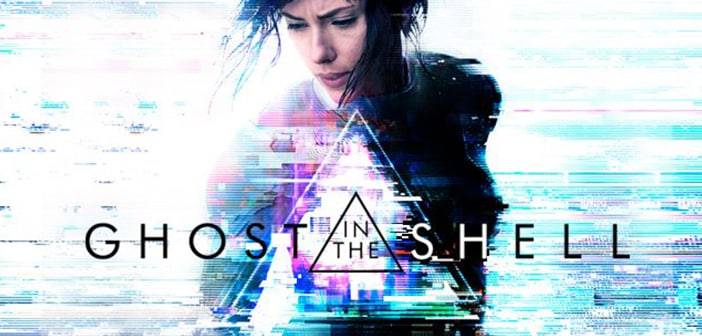 CLOSED--GHOST IN THE SHELL - Special Fan Sneak Peak Giveaway