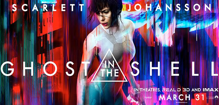 GHOST IN THE SHELL - Check out the new Character Posters! 9