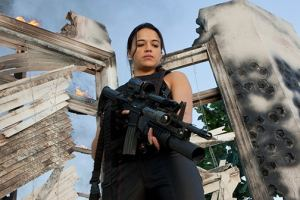 Michelle Rodriguez Joins Cast Of Adaptation Film 'Alita: Battle Angel'