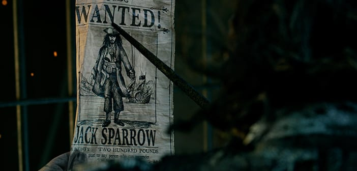 PIRATES OF THE CARIBBEAN: DEAD MEN TELL NO TALES - Extended Look 1