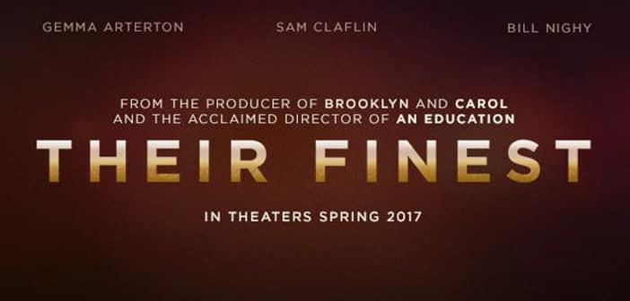 THEIR FINEST - Trailer & Movie Stills 3