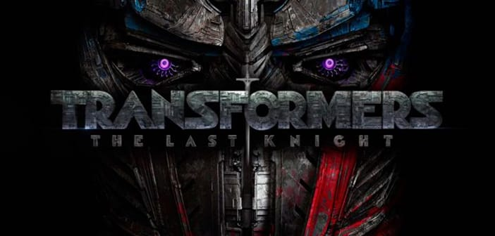 TRANSFORMERS: THE LAST KNIGHT - The Big Game Spot 1