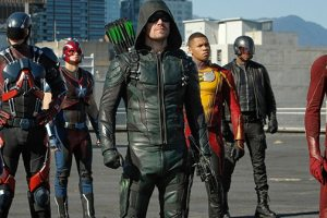 THE CW 's Plan To Crossover They're Four DC Shows In Mega Crossover