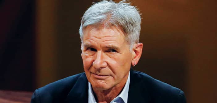 Harrison Ford Gets Another Near Death Experience With His Plane As He Nearly Collides With Commercial Jet