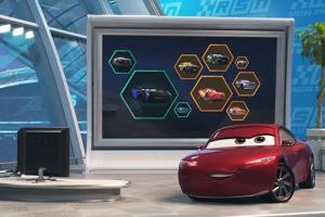 "DISNEY·PIXAR'S ""CARS 3"" ROLLS OUT KEY CAST & CHARACTERS 5"