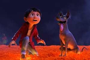 Disney·PIXARS COCO - New Teaser Trailer
