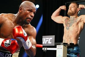 June 10th Will See An Amazing Crossover Fight Between Boxing Legend Floyd Mayweather & UFC Champion Conor McGregor