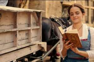 "New ""Empowered Belle"" Featurette From Disney's ""Beauty And The Beast"""