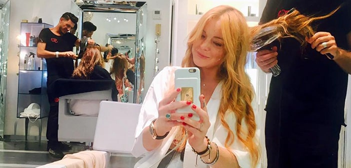 Lindsay Lohan Returning To Television With New Reality Show The Anti-Social Network