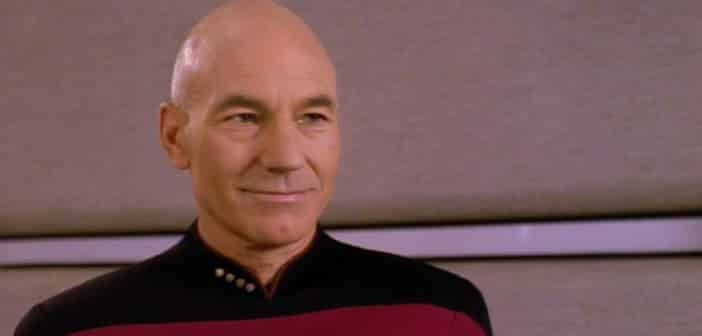 Jean-Luc Picard  Of The Starship Enterprise Will Be Getting His Own Autobiography 2
