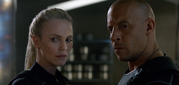 THE FATE OF THE FURIOUS - Official Trailer #2