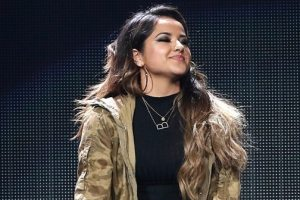 "Becky G Talks About Staying True To Her Self And Love In New Music Video For ""Todo Cambio"""