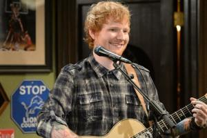 Ed Sheeran Has Announced His New North America 'Divide' Tour Schedule