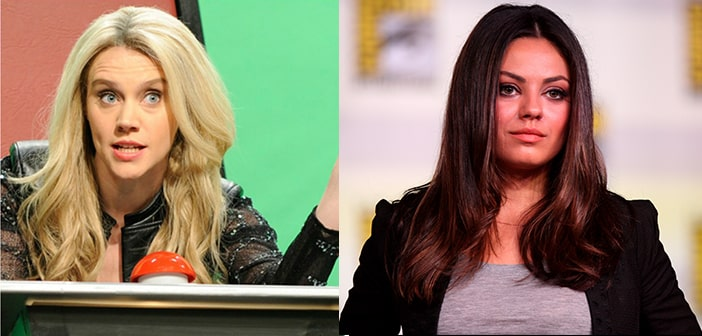 Kate McKinnon And Mila Kunis  In Talks For Lead Roles 'The Spy Who Dumped Me'