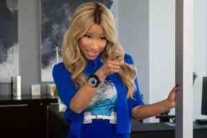 Nicki Minaj signs with Wilhelmina Models