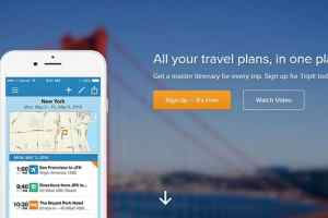 TripIt Is a Handy Little App That Tells You Just When The Best Time To Head To The Airport