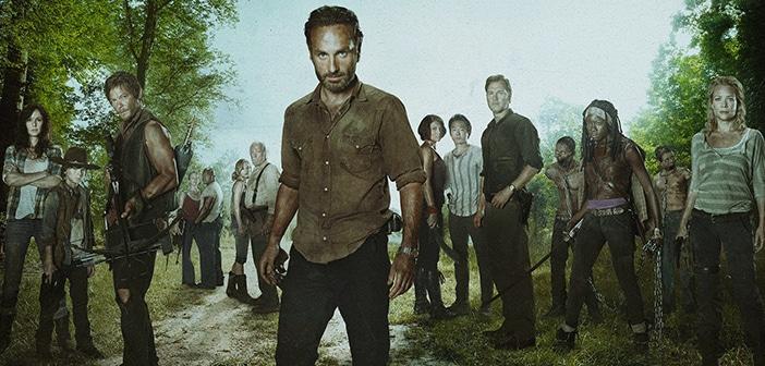 "U.S. Drama ""The Walking Dead"" Returns En Español With Season Four Premiering On Universo On March 29th"