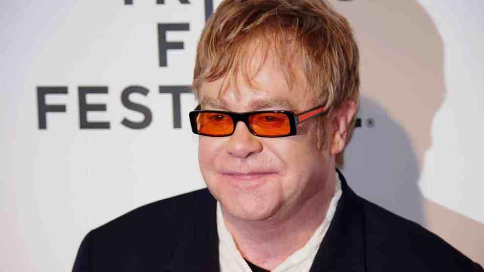 Elton John concert cancelled