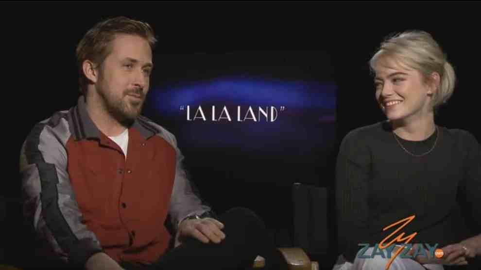 La La Land exclusive clips