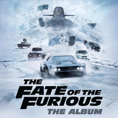 Fate of the Furious soundtrack