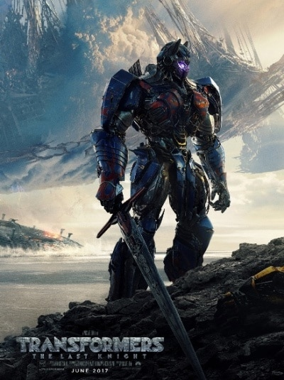Transformers: The Last Knight gets another trailer