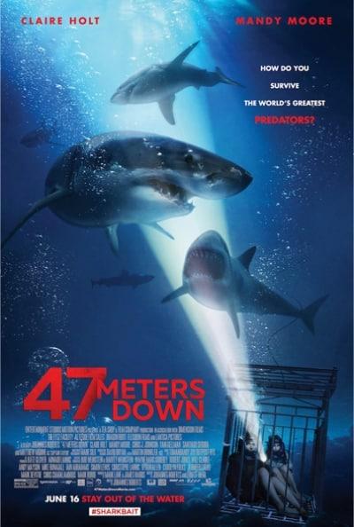 47 Meters Down - poster
